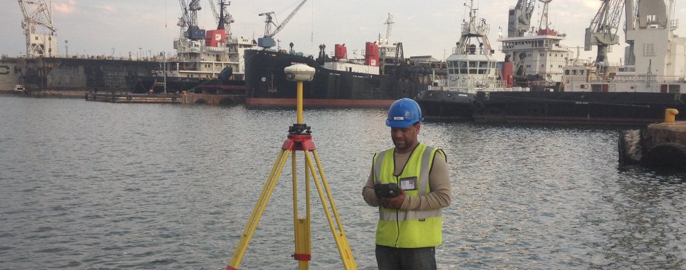 Survey for the Offshore Mining Industry