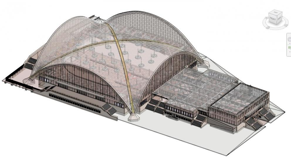 Efficient As-builts for Architects and Engineers