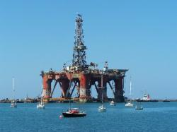 Oil Rig modifications