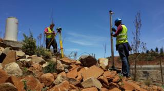 Lloyd & Hill begin a Dam monitoring project in Lesotho